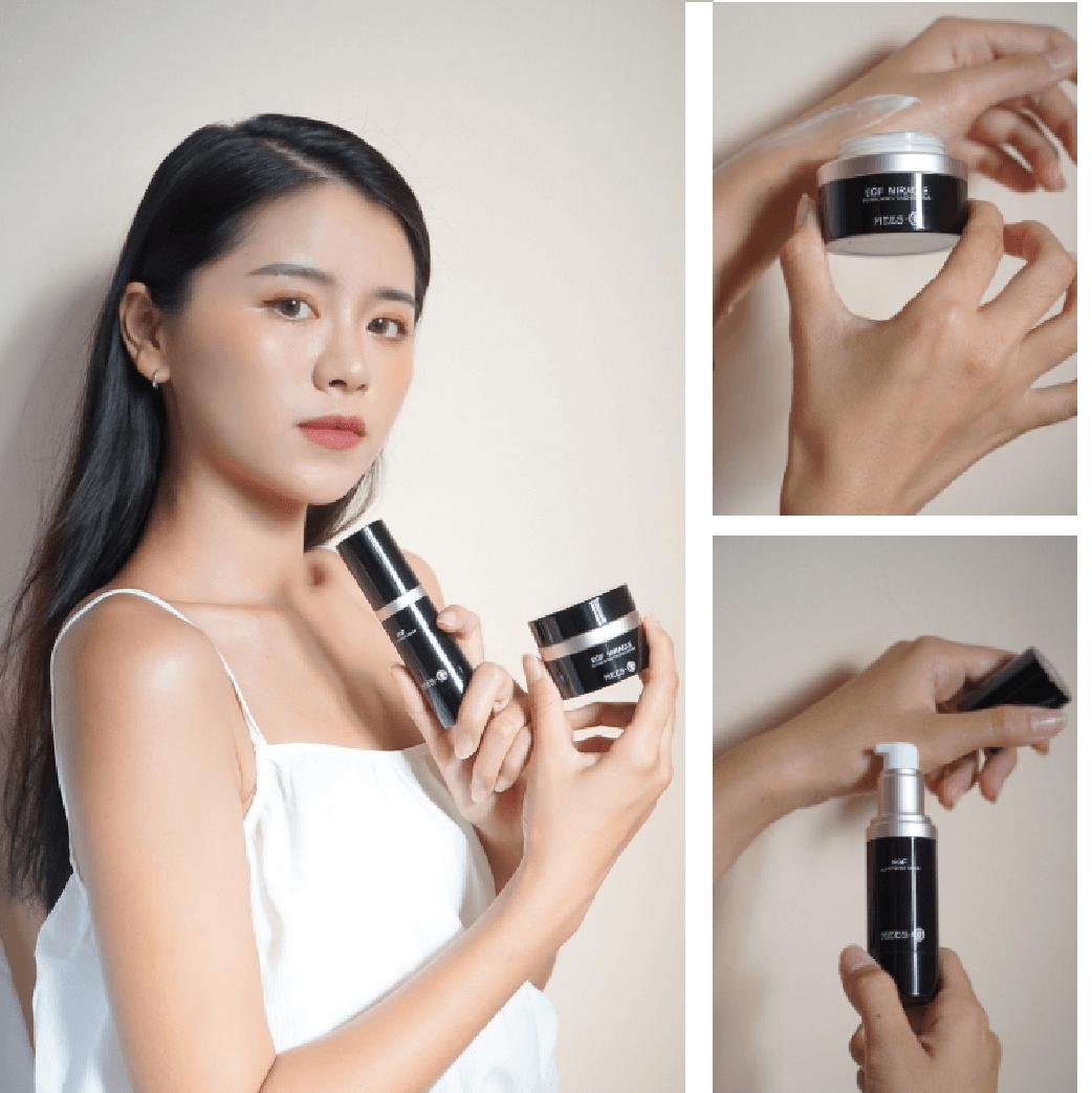 |頂級保養|使皮膚光亮透白恢復肌膚彈性 可以有效淡化細紋斑點 BY  Jasmine
